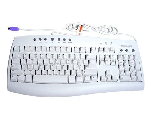 Microsoft Internet Keyboard PS/2
